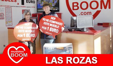 Muebles BOOM - Muebles a 1 euro Las Rozas