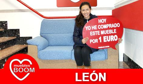 Muebles BOOM - Muebles a 1 euro León