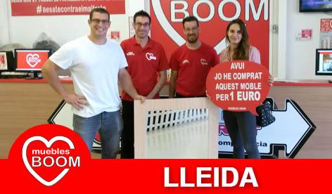 Muebles BOOM - Muebles a 1 euro LLeida