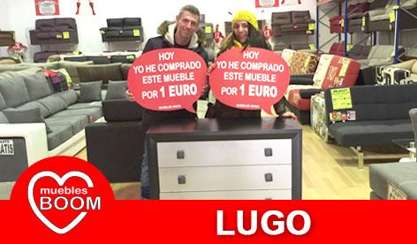 Muebles BOOM - Muebles a 1 euro Lugo