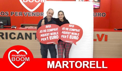Muebles BOOM - Muebles a 1 euro Martorrel