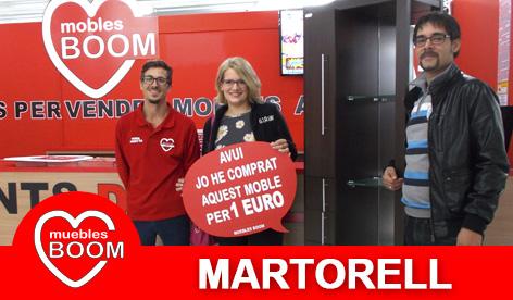 Muebles BOOM - Muebles a 1 euro Martorell