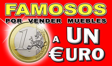 Muebles BOOM - Muebles a 1 euro
