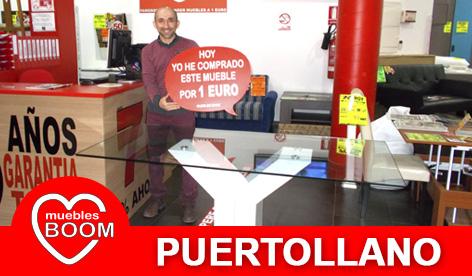 Muebles BOOM - Muebles a 1 euro Puertollano