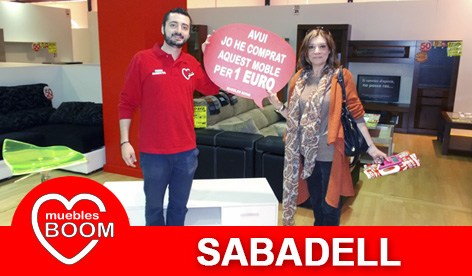 Muebles BOOM - Muebles a 1 euro Sabadell