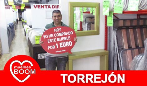 Muebles BOOM - Muebles a 1 euro Torrejon