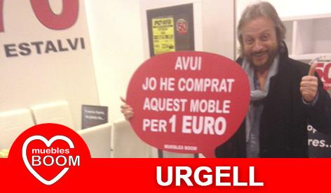 Muebles BOOM - Muebles a 1 euro Urgell