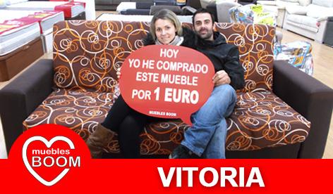Muebles BOOM - Muebles a 1 euro Vitoria